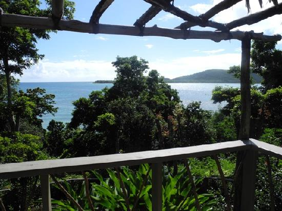 Nanuya Island Resort: vista dalla stanza