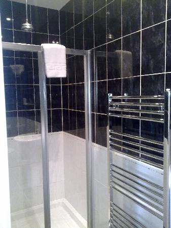 Smiths Court Hotel: Shower