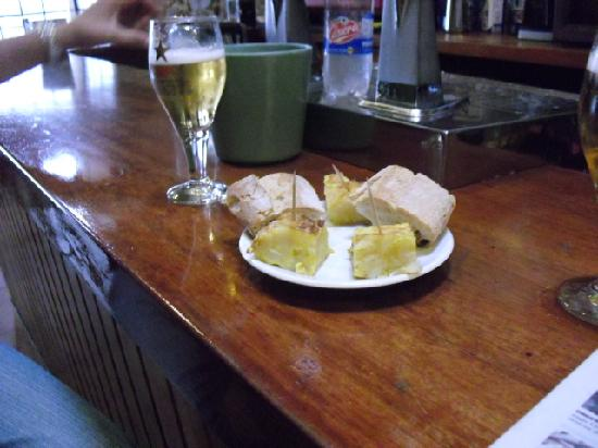 Bar Acapilla: Tapitas