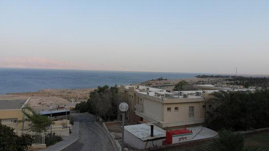 Ein Gedi - Beit Sarah Guest House : Blick vom Balkon