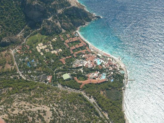 Lykia World & Links Golf Antalya: This gives an idea of the size and layout of the resort