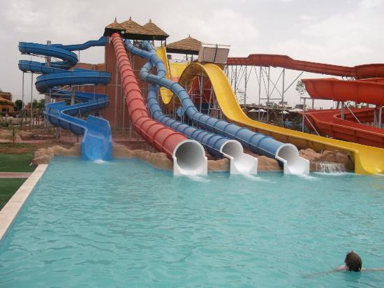 Be Live Family Aqua Fun Marrakech: a few slides