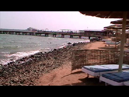 Jungle Aqua Park: la plage