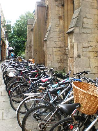 The Angel Bookshop: Bikes of Cambridge