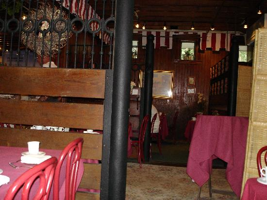 The Tea Room at The Emlen Physick Estate