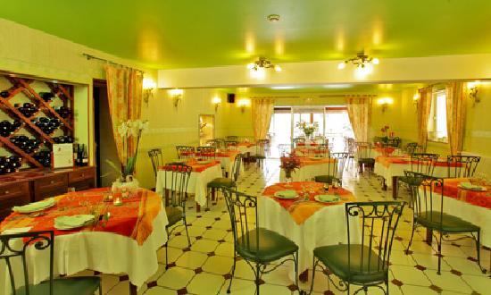 Siorac-en-Perigord, France: une de nos salles de restauration