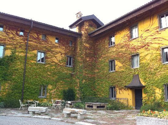 Albergo L'Ostelliere Villa Sparina Resort: ホテル外観