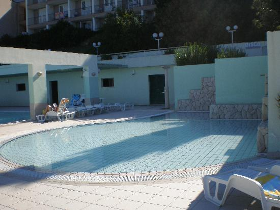 Hotel Nimfa: Pataugeoire