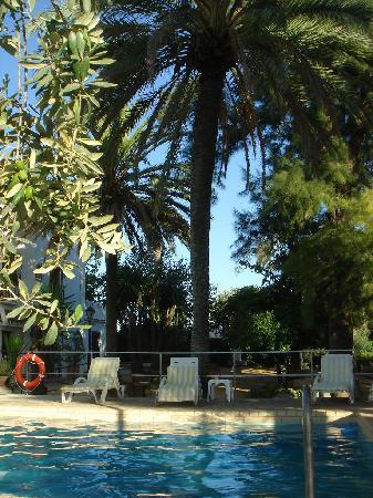 Hacienda La Vereda: Piscina