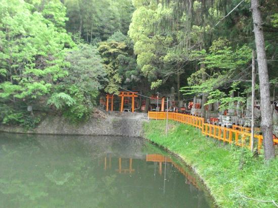 ศาลเจ้าฟูชิมิ อินาริ: Inari Taisha, Kyoto