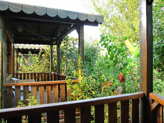 Kiyi Pansiyon : les bungalows