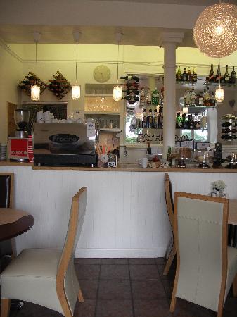 Fat Fish Cafe: Interior