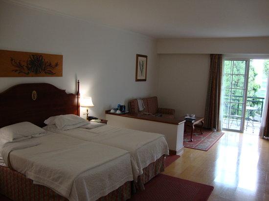 Quintinha São João: Suite room