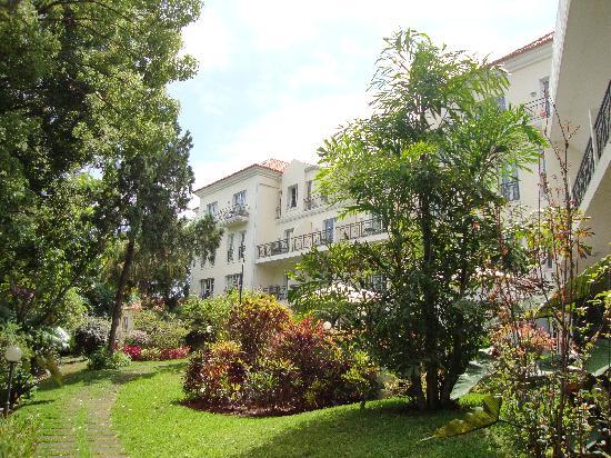 Quintinha São João: Hotel Grounds 2