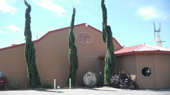 Hyatt Vineyards: my favorite winery