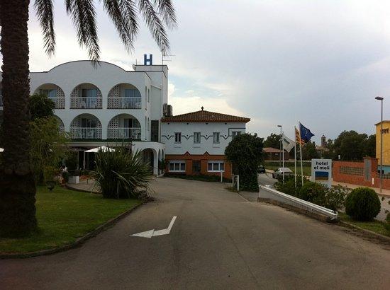 Hotel El Moli: carretera