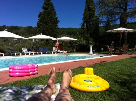 Agriturismo Villa de' Fiori: total relax