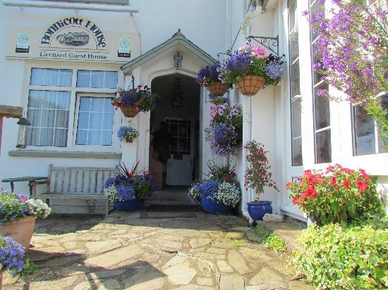 Bonnicott House Hotel : Entrance to Bonnicott House