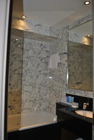 โรงแรมเดอะบลูมเบรี่: the loo/shower