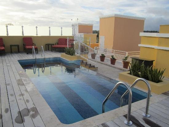 Ocean Two Resort & Residences : Rooftop Pool