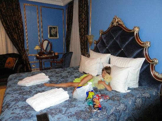 La Gioconda Boutique Hotel: Room BLUMARINE