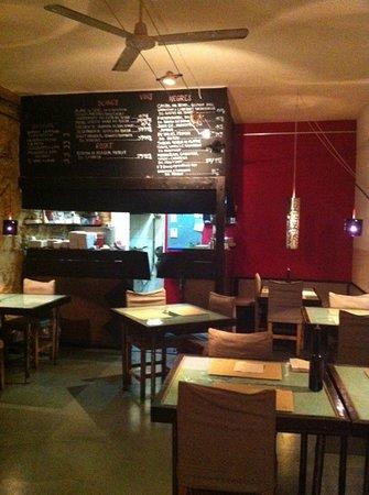 Restaurante Sesamo