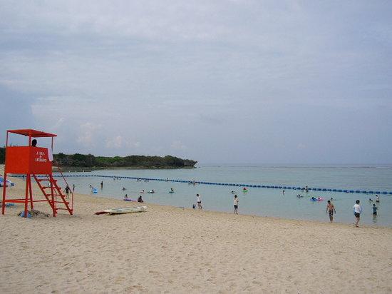 Yomitan-son, Nhật Bản: ニライビーチ