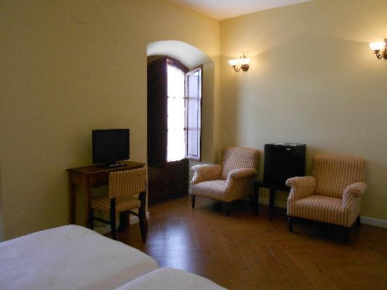 Hotel Los Balcones de Zafra: Room #206