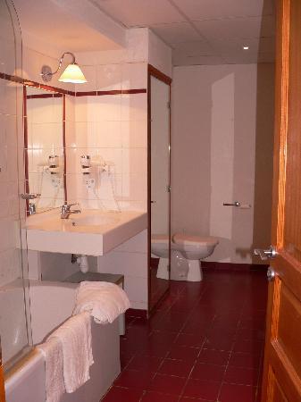 City Loft: badkamer