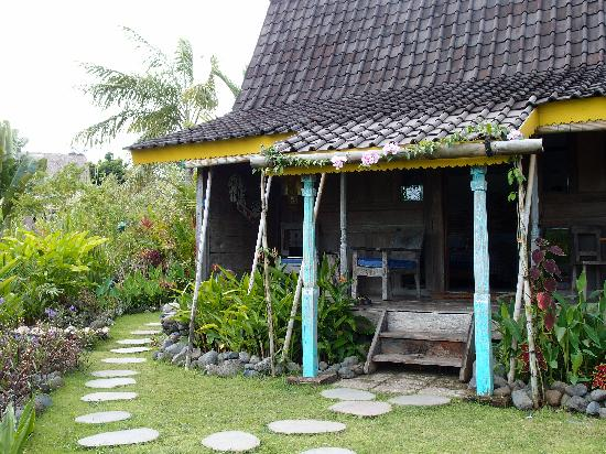 Desa Seni, A Village Resort: our house