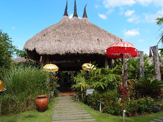 Desa Seni, A Village Resort: the yoga hut