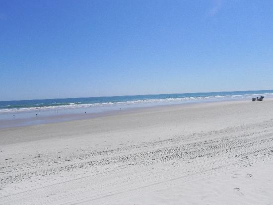 August Seven Inn Luxury Bed and Breakfast: Daytona Beach, only 2 blocks away