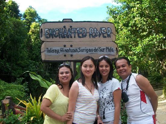 Surigao del Sur Province, Philippines: Echanted River