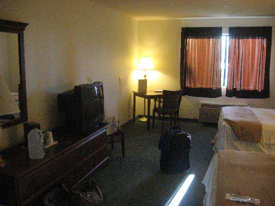 Best Western Pahrump Oasis: camera quadrupla1