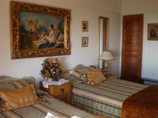 Grand House : une chambre