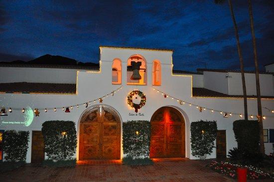 Adobe Grill @ La Quinta Resort: The Salon at La Quinta