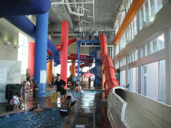 Dunes Village Resort Water Slides