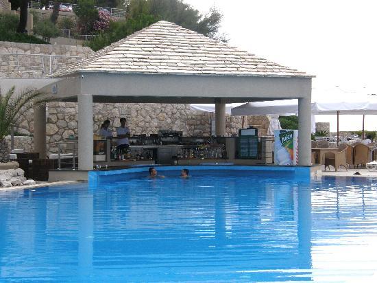 Hotel Dubrovnik Palace: Lanaterna Glorijet Bar where they serve those delicious cocktails