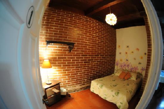 Hostel Restaurante Casa Jacaranda: Private room