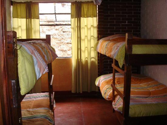Hostel Restaurante Casa Jacaranda: Dorms!!!