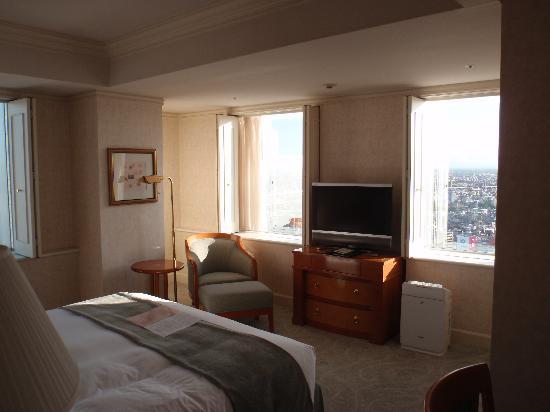 โรงแรมมาริออท นาโกย่า: Corner room