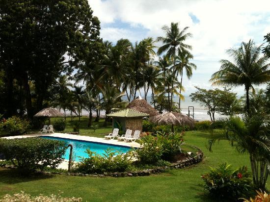 Hooked On Panama Fishing Lodge: pool