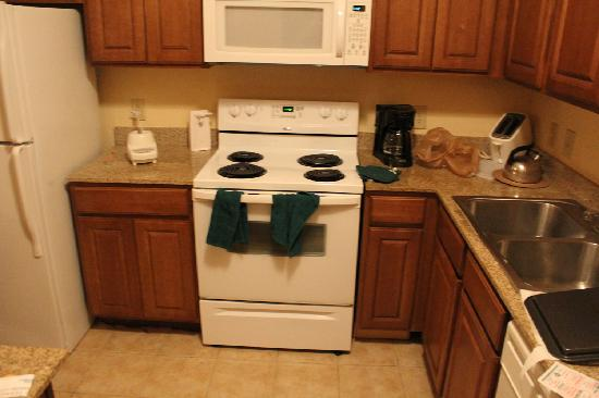 Floridays Resort Orlando: Kitchen at Floridays 3 Bedroom