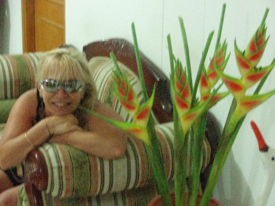 Caribe Mar Hotel: Gra en el lobby