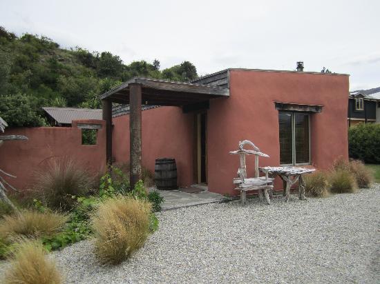 Tussock Cottage: cottage