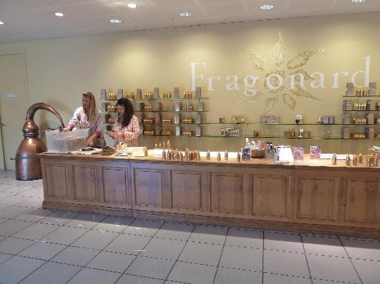 Parfumerie Fragonard : shop