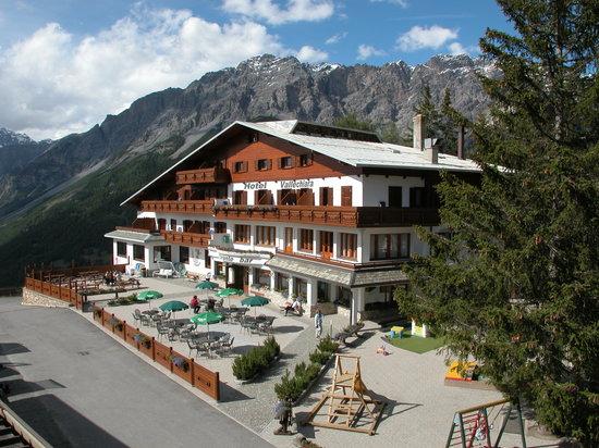 Hotel Vallechiara: otel Vallechiara Bormio - direttamente sulle piste di sci