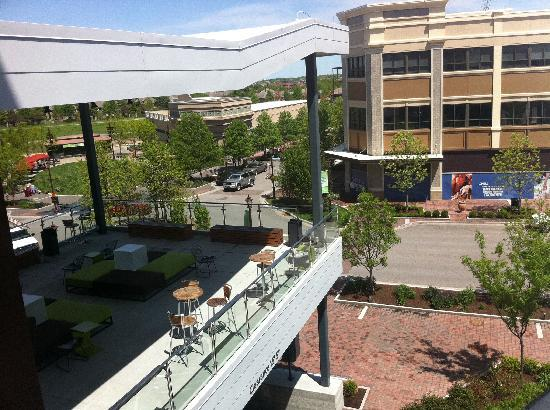 Aloft Leawood - Overland Park: Patio