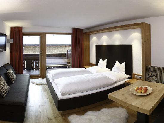 Hotel Sandhof; Lech - one of our de luxr rooms