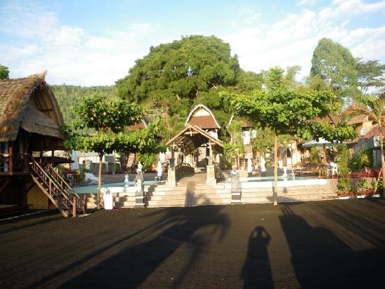 Kedisan Resort & Resto Apung: les bungalows